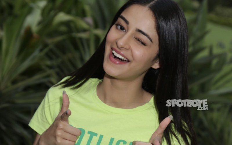 Ananya Panday Sends The Sweetest Birthday Wish For Her Grandmom AKA 'Bestie'; Shares A Heartwarming Throwback Picture With Dadi