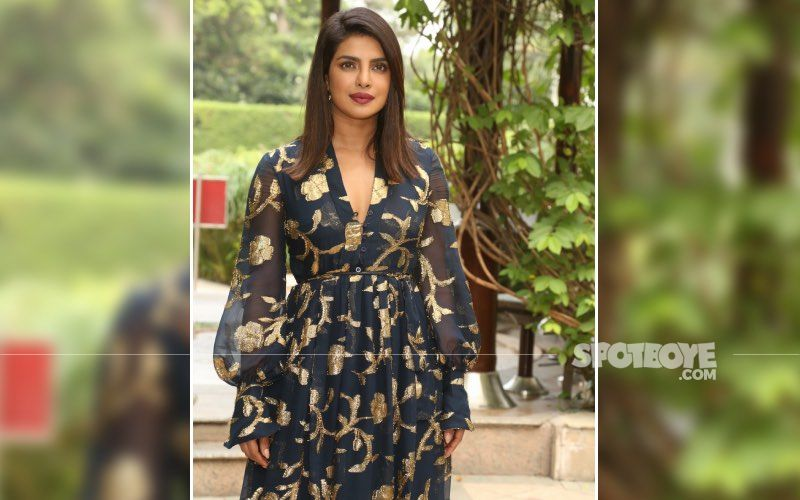 Diet Sabya QUESTIONS Priyanka Chopra For Wearing 'Problematic, Racist, Homophobic' Dolce And Gabbana At BMA 2021