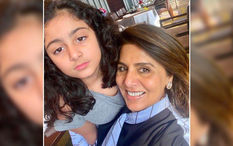 Ranbir Kapoor's Niece Samara Sahni Shares A Cute Selfie; Netizen Says 'Nazar Na Lage' — See Pic