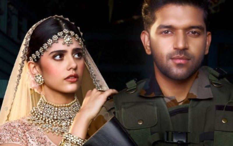 Mehendi Wale Haath: Sanjana Sanghi Unveils The Song Teaser With Guru Randhawa; Asking Us To Relive The Blissful Feelings Of Love - VIDEO