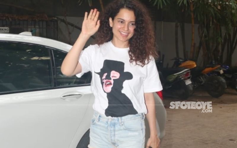 Kangana Ranaut Confesses She Was 'Agitated And Tired' Throughout April And May; Shares 'Fizzy Sparkly' Thoughts With Fans