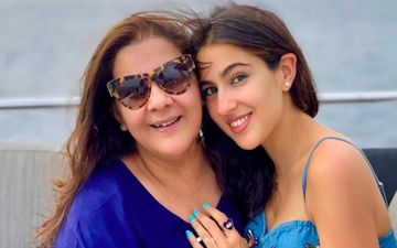 Sara Ali Khan Makes The Sweetest Birthday Wish For Mother Amrita Singh; Thanks Her For Being Her 'Mirror, Strength And Inspiration'