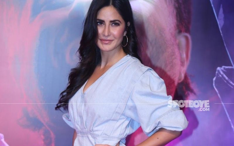 Katrina Kaif Attended Her Mother's School's Annual Day Despite Being Sick Before Lockdown; Says 'If You Want To Find Peace, Help Others' – VIDEO