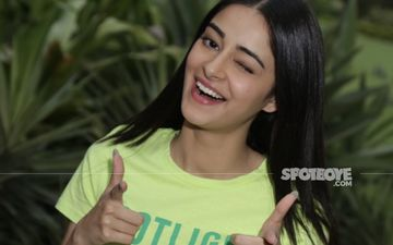Chocolate Day 2021: Ananya Panday Shares A Cute Throwback Picture Eating Chocolate But She Backs It With A Disclaimer