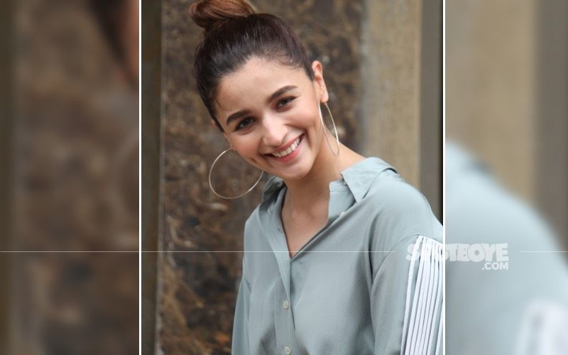 Alia Bhatt Reveals Her Favourite Person And Oops, It Is Not Her Beau Ranbir Kapoor – See Pic