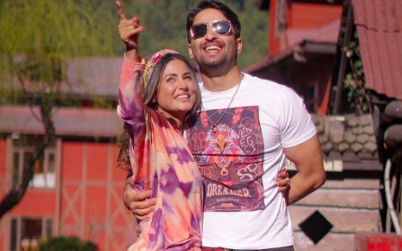 Baarish Ban Jaana: This Shot Of Hina Khan And Shaheer Sheikh From The Love Ballad Looks Every Bit Romantic — See PIC