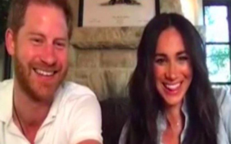 Prince Harry Reveals He And Meghan Markle Have 'Been Lucky' With Daughter Lili; Says 'She's Very Chilled'