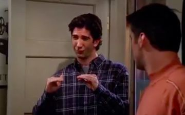 Mumbai Police Spread Awareness On Noise Pollution But Takes Reference From Ross Geller; FRIENDS Fans Can't Keep Calm