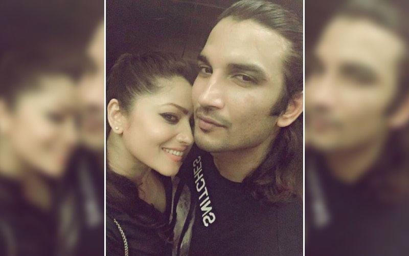 Ankita Lokhande Didn't Remove Pics With Sushant Singh Rajput From Her Home Soon After Their Breakup; Actress Explains Why