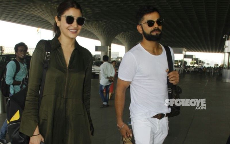 Virat Kohli And Anushka Sharma Fans Suggest A Special Australian Baby Name For The Little Angel