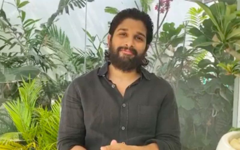 Allu Arjun Tests Positive For COVID-19 After Having Mild Symptoms; Releases An Official Statement - READ IT HERE