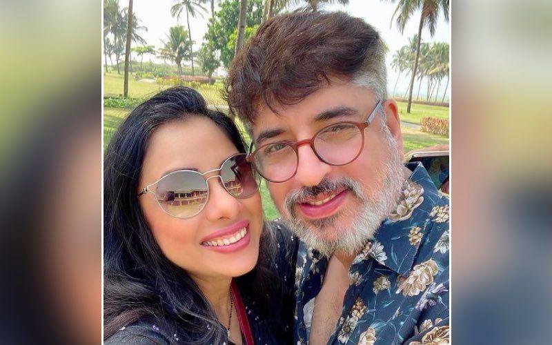 Anupamaa Aka Rupali Ganguly Goes On A Trip Down The Memory Lane As She Misses Her Husband; Shares Her God Bharai Moments — See Viral Pics