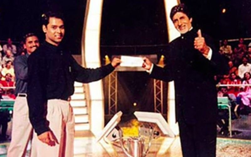 When Kaun Banega Crorepati 1 Winner Harshvardhan Nawathe Realised He 'Cracked Rs 1 Crore Question' Because Of THIS Gesture By Amitabh Bachchan