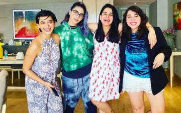 Four More Shots Please Season 3 Shoot To Begin Soon; Kirti Kulhari Gives A Teaser Of Their Madness Feat Sayani Gupta, Maanvi Gagroo And Bani J