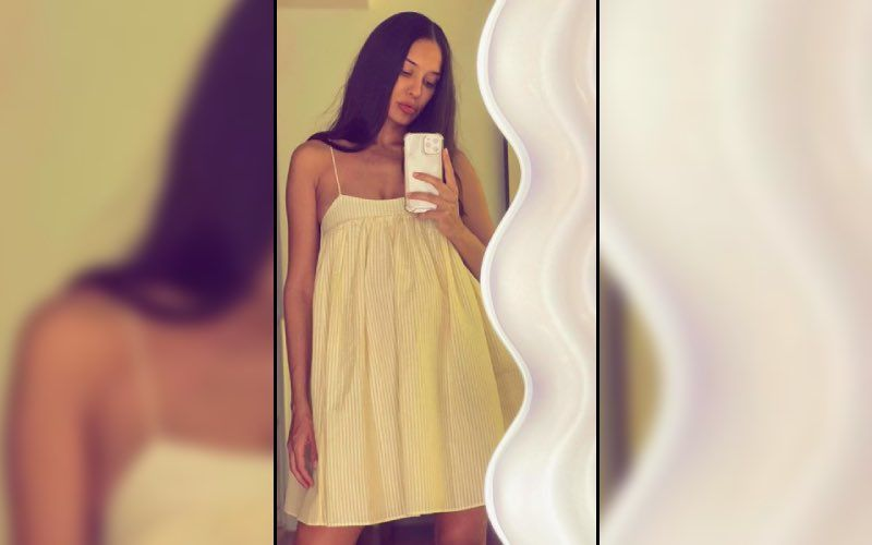Preggers Lisa Haydon Says It Took 'Three Pregnancies To Figure Out How To Dress Her Bump' But She Still Dazzles Us With Her Latest Outfit – See Pic