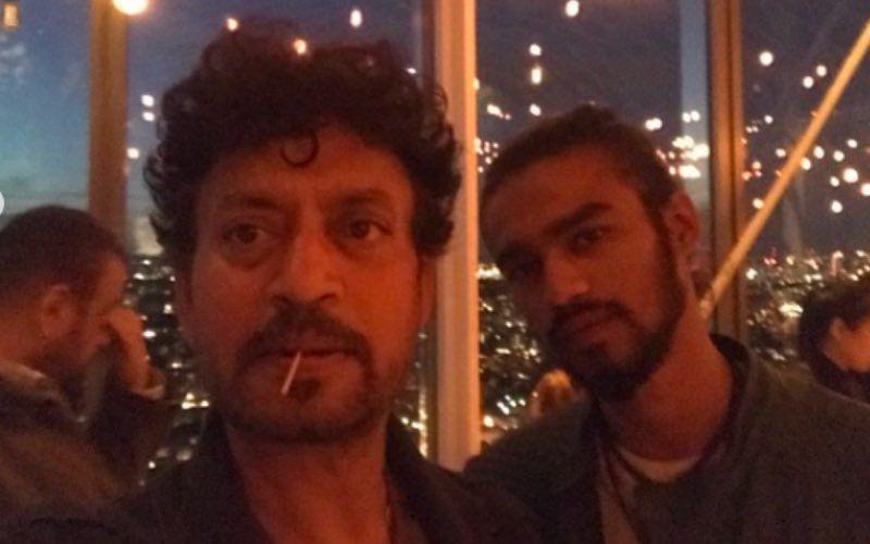 Irrfan Khan Death Anniversary: Actor's Son Babil Khan Shares A Rare Photo Of 'Baba' Along With A Handwritten Note From June 2018; Pens 'Nobody Can Ever Replace Him'