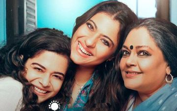 Tribhanga: Kajol Introduces Everyone About Tanve Azmi, Mithila Palkar And Her Character; It's Crazy, Emotional And Practical – VIDEO
