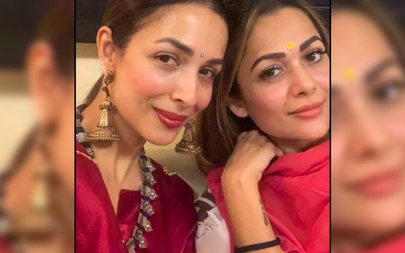 Merry Christmas 2020: Malaika Arora Chills With Sister Amrita Arora; Shares Gorgeous Snaps From Their 'Chilly Nights'