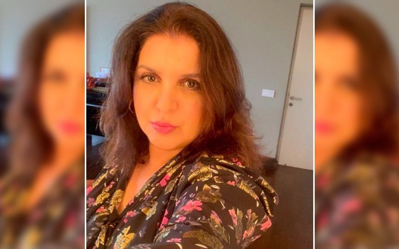 Farah Khan Confirms She Has Tested Positive For COVID-19 'Despite Being Double Vaccinated'; Quips 'I Didn't Put My Kaala Teeka'