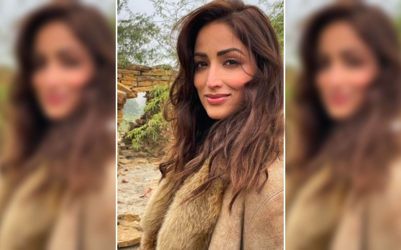 Yami Gautam Blesses Us With Beautiful Pictures From Her Mehendi Ceremony Post Announcing Her Marriage With Aditya Dhar