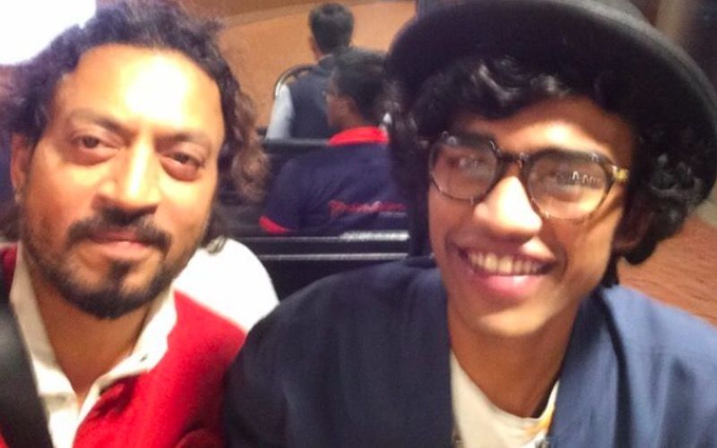 Irrfan Khan's Son Babil Khan Thinks 'Eye Bags Are Sexy'; Netizens Affirm Saying 'Especially When They Are Genetic' - See Pic
