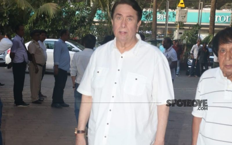 COVID-19 Positive Randhir Kapoor Shifted To ICU To Do Further Tests; Actor Says 'Everything Is Under Control'
