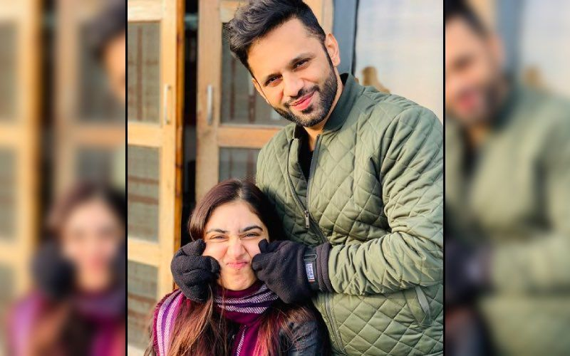 Bigg Boss 14: After Rahul Vaidya Proposed On National TV Disha Parmar Sorely Misses Her Rumoured Beau; Shares A Cute Selfie