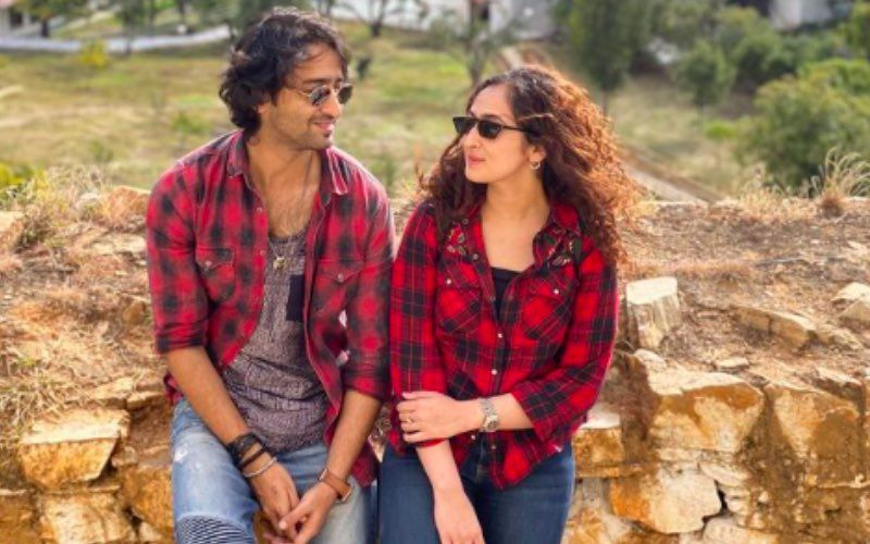 Shaheer Sheikh And Wife Ruchikaa Kapoor Celebrate 6 Months Of Marriage; Actor Shares A Love–Soaked Picture