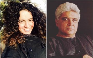 Kangana Ranaut Reacts To Javed Akhtar's Tweet On Bhagat Singh Being Marxist And Atheist