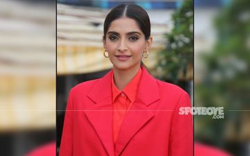Sonam Kapoor's Mother Sunita Kapoor Shares A Rare Childhood Photo Of The Actress; Leaves Us In Complete Awe – Pic INSIDE