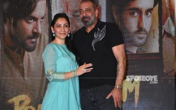 Sanjay Dutt And Maanayata Dutt Pen Romantic Messages For Each Other On Their 13th Wedding Anniversary; Sanju Shares Love-Soaked Pictures