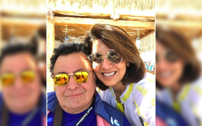 Neetu Kapoor Shares Moments From Her Last Trip To NYC With Rishi Kapoor On His 11 Month Death Anniversary – Video