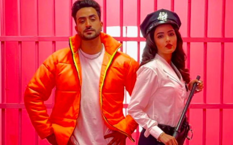 Bigg Boss 14's Lovebirds Aly Goni And Jasmin Bhasin Look Stylish AF For Tera Suit Song; Also, Don't Miss A Fun BTS Video