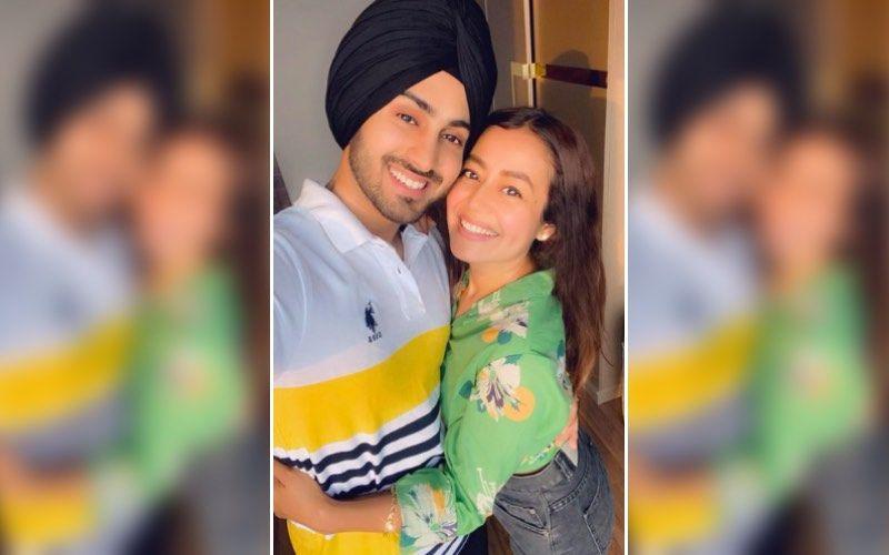 India Idol 12's Neha Kakkar Shares Sexy Pictures In A Bathrobe; Leaves Husband Rohanpreet Singh Breathless — See Pic