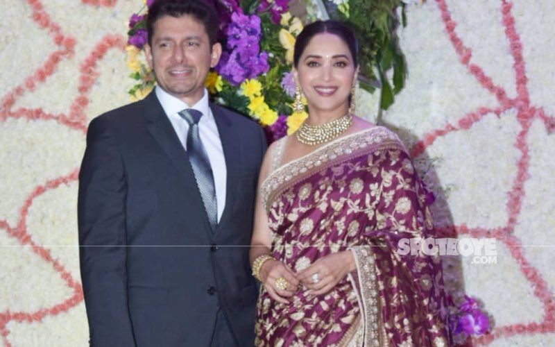 Madhuri Dixit's Husband Shriram Nene Pens A Lovely Birthday Wish For His 'Soulmate'; Says 'I Look Forward To The Road Ahead'