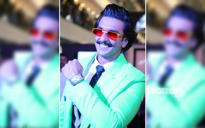 Ranveer Singh To Make His Debut On Television? Cryptic Posts Give An Exciting Hint — Deets Inside