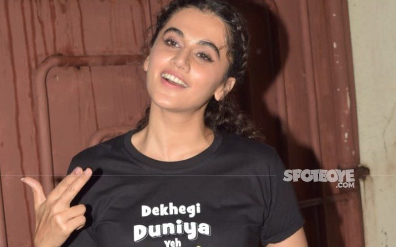Taapsee Pannu BREAKS Her Silence Post The Controversial IT Raid; Says, 'Not So Sasti Anymore'