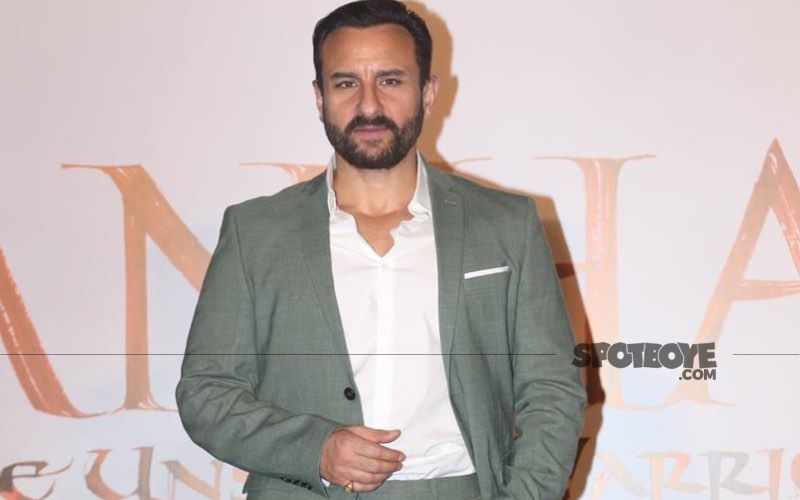 Saif Ali Khan Gets Brutally Trolled By Netizens For Getting COVID-19 Vaccine Shot; Ask 'Is He 60 Plus?'
