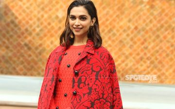 Deepika Padukone's Knitted Sweater Vest Is SUPER Affordable; One Can Easily Recreate The Actress' Look