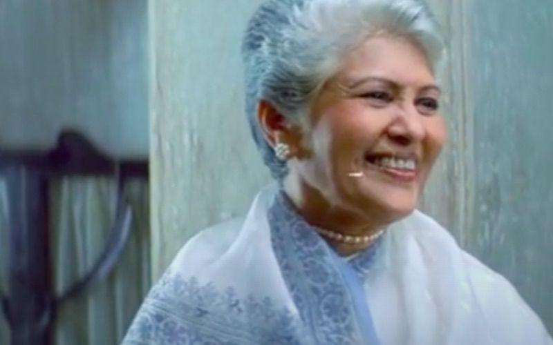 Shah Rukh Khan's Onscreen Mother In Badshah Shashikala Passes Away At 88