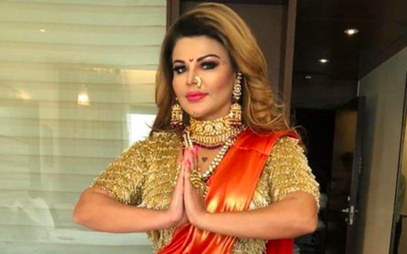 Indian Idol 12: Rakhi Sawant Is Thrilled To Grace The Show As She Shares Her Nauvari Looks; Gives Out Marathi Mulgi Vibes — VIDEO