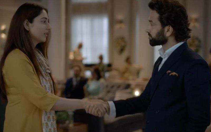 Bade Acche Lagte Hain 2: Nakuul Mehta Feels Surreal To Reunite With Disha Parmar; Says 'There Is A Sense Of Comfort That We Share'