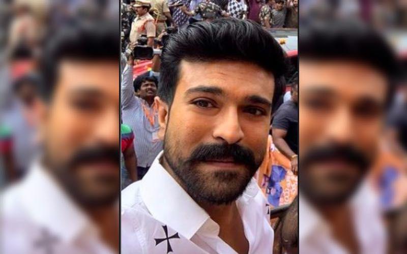 Ram Charan's Telugu Action Drama Film Rangasthalam Releasing In Tamil