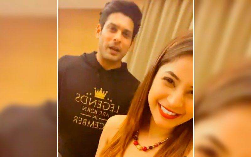 Bigg Boss 13's Sidharth Shukla Is Proud Of Shehnaaz Gill After Watching Her Latest Song Fly; Says, 'You Go Girl'