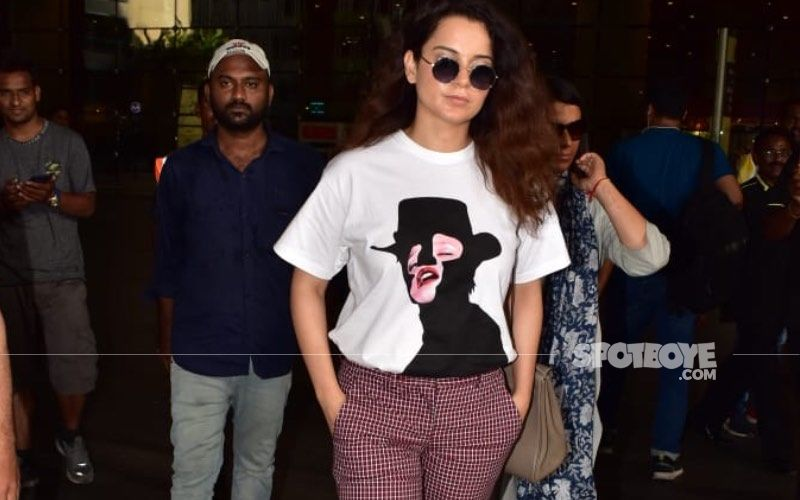 Kangana Ranaut Pens An Emotional Letter On Her Father's Birthday; Says 'Haven't Just Got Your Blood But Also Your Fire'