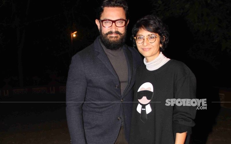 Aamir Khan And Kiran Rao Would Be Meeting Each Other Every Weekend To Work On A Project Very Close To Their Hearts