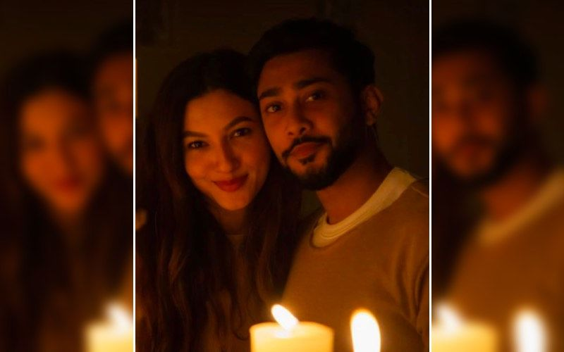 Post FIR Row Gauahar Khan Gets Snapped With Husband Zaid Darbar; Offers Sanitisers To Paparazzis As COVID-19 Cases Raise In The City