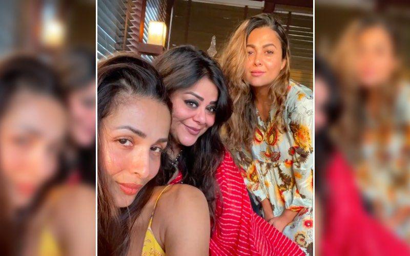 Easter 2021: Malaika Arora Calls Sister Amrita Arora And Herself 'Easter Bunnies'; Shares A Beautiful No Filter Selfie