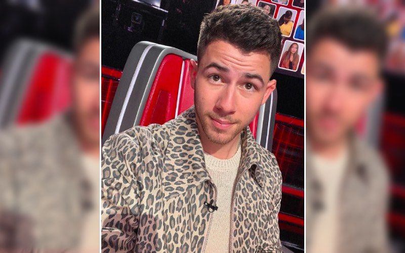 The Voice: Nick Jonas Reveals To Have 'Cracked A Rib' In Bike Accident; Returns To The Show As He Shares A Cute Selfie From The Sets