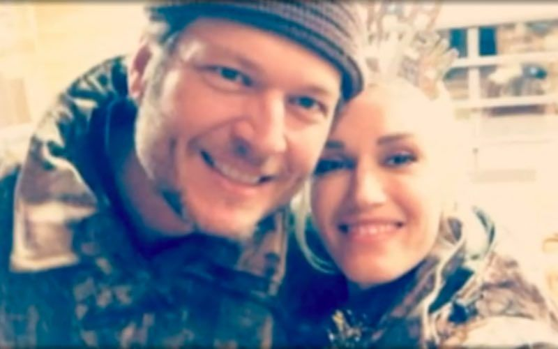Gwen Stefani And Blake Shelton Tie The Knot In An Intimate Ceremony In Oklahoma; Dreamy Wedding Pictures Go Viral — See Pics